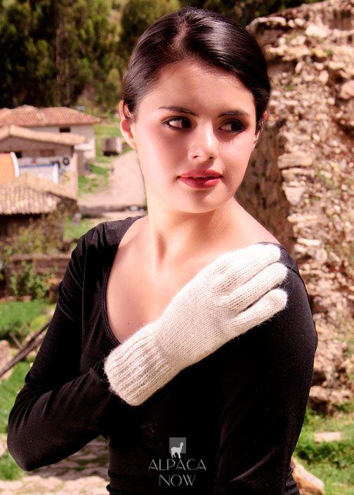 Jersey Alpaca Gloves