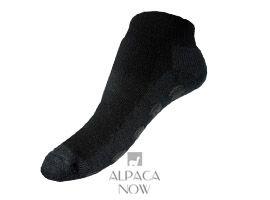 Alpaca Yoga Socks