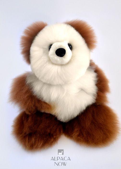 BABY Alpaca Fur-Classic Ornament 15 inches