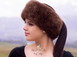 PREMIUM Baby Alpaca Fur Headband