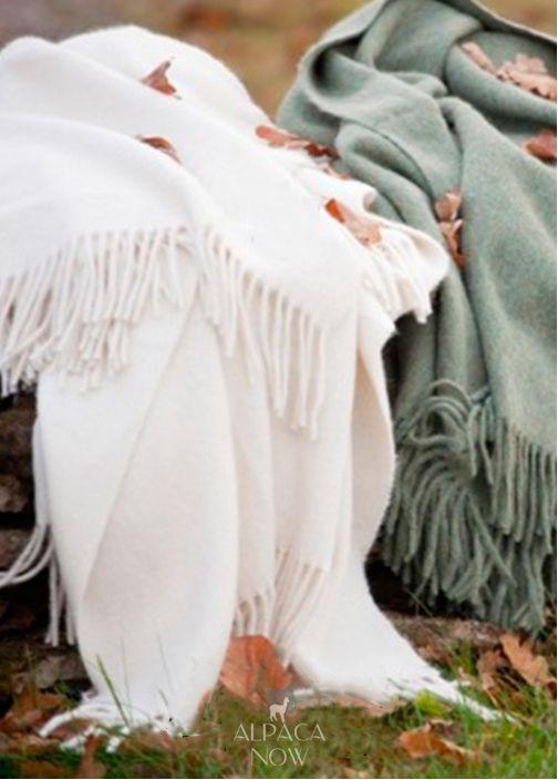 Alpaca Solid Blanket