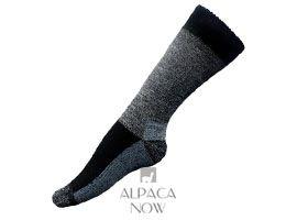 Alpaca Omni Hiker Unisex Socks